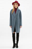 . Пальто MS-268. Цвет: 127-джинс цена