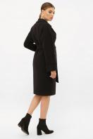 . Пальто П-408-100. Цвет: 161-черный в интернет-магазине