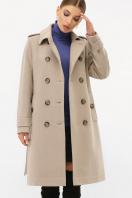 . Пальто П-412-100. Цвет: 047-св.серый цена