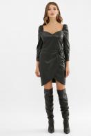 . Платье Разия д/р. Цвет: черный цена