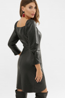 . Платье Разия д/р. Цвет: черный в интернет-магазине