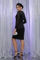 кружевное красное платье. Платье Сания д/р. Цвет: черный цена