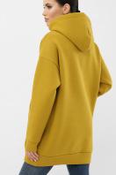 . Худи Веда д/р. Цвет: оливковый в интернет-магазине
