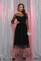. Платье Маулина д/р. Цвет: черный купить