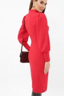 . Платье Айла д/р. Цвет: красный цена