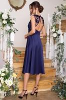 вечернее бордовое платье. Платье Пайпер б/р. Цвет: синий цена
