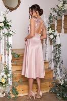 вечернее бордовое платье. Платье Пайпер б/р. Цвет: бежевый цена