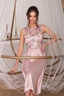 вечернее бордовое платье. Платье Пайпер б/р. Цвет: бежевый в интернет-магазине