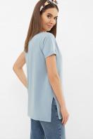 . 6047 Футболка VR. Цвет: джинс в интернет-магазине