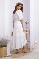 . Платье Саммери к/р. Цвет: белый цена