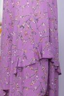 . Сарафан Сабина-1Б. Цвет: лиловый-цветы веточки в интернет-магазине