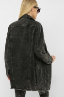 . 20104R Куртка VO-D. Цвет: серый недорого