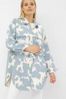 . 2034 Куртка VS-J. Цвет: джинс в интернет-магазине