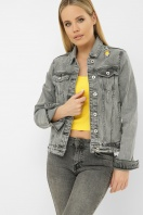 . 2085 Куртка VO-D. Цвет: св. серый цена