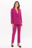 офисный пиджак цвета фуксии. Пиджак Сабера д/р. Цвет: фуксия купить