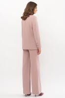 черный деловой пиджак. Пиджак Элейн д/р. Цвет: св.лиловый цена