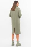 розовое спортивное платье. Платье Айсин д/р. Цвет: св.хаки цена