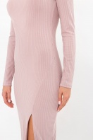 . Платье Некста д/р. Цвет: пудра в интернет-магазине