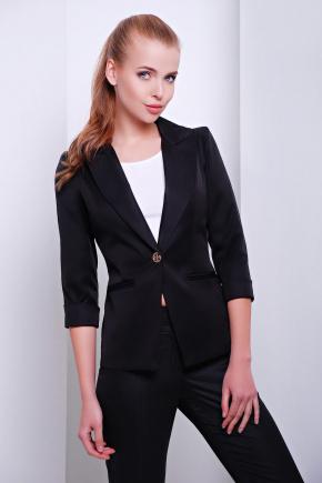 пиджак Леонора-М. Цвет: черный