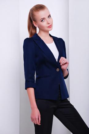 пиджак Леонора-М. Цвет: темно синий