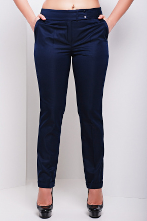 брюки Хилори-Б. Цвет: темно синий