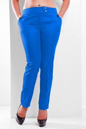 брюки Хилори-Б. Цвет: электрик