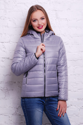 куртка Смарт2. Цвет: серый