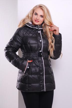 Куртка 6087. Цвет: черный