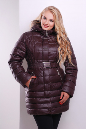 Куртка 510-3. Цвет: шоколад