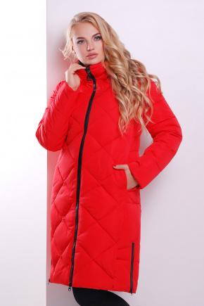 Куртка 16-76. Цвет: красный