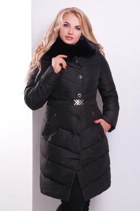 Куртка 168. Цвет: черный