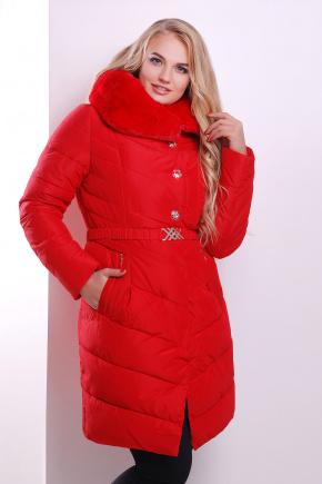 Куртка 168. Цвет: красный