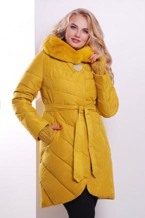 Куртка 80. Цвет: желтый