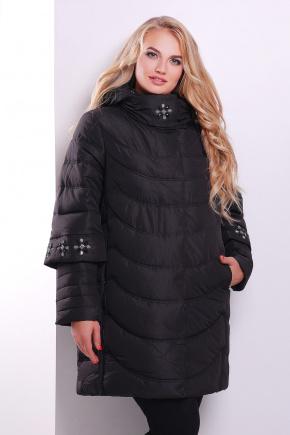 Куртка 9014-1. Цвет: черный
