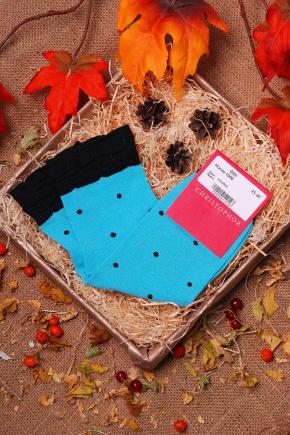 Носки 1006. Цвет: голубой