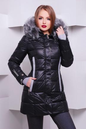 Куртка 907. Цвет: черный