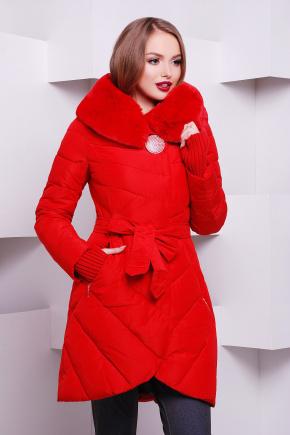 Куртка 80. Цвет: красный