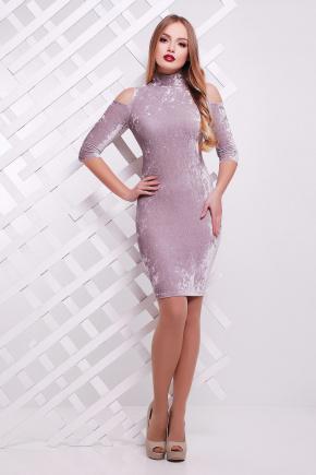 платье Вилия к/р. Цвет: мраморный
