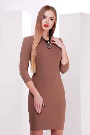 платье Модеста д/р. Цвет: капучино