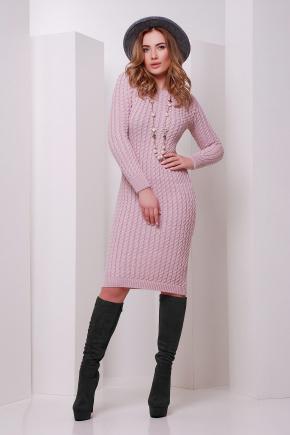 Платье 135. Цвет: пудра