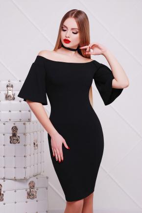 Черные женские платья купить в