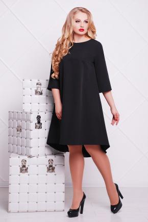 платье Лагуна-Б д/р. Цвет: черный