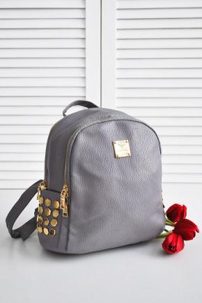Рюкзак 8048. Цвет: серый