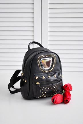 Рюкзак 8216. Цвет: черный