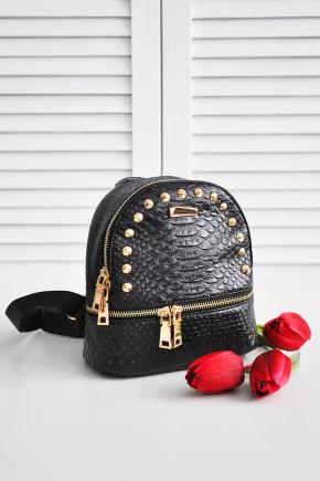 Рюкзак 8267. Цвет: черный
