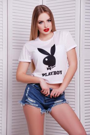Плейбой Boy-2 (короткая) футболка. Цвет: принт