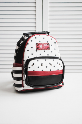 Рюкзак 9606. Цвет: черный