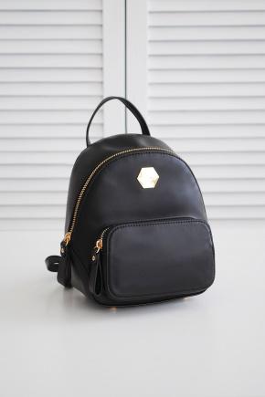 Рюкзак 5526-2. Цвет: черный