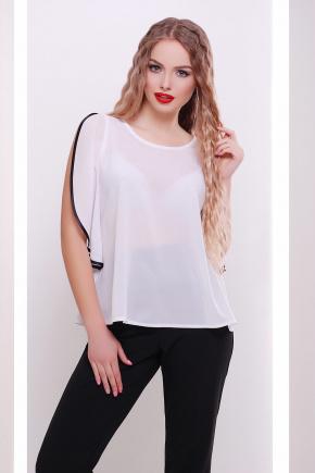 блуза Парма б/р. Цвет: белый