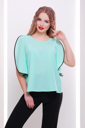 блуза Парма б/р. Цвет: мята
